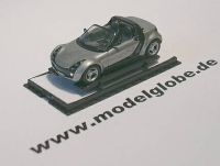 Busch Smart Roadster Cabrio grau-met CMD 49305-1:87